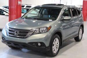 Honda CR-V EX-L 4D Utility 4WD 2012