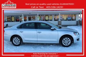 2014 Volkswagen Passat TSI Low Km's! Two sets of rims and tires!