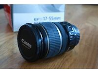 Canon EF-S 17-55 f2.8 IS usm - BARGAIN