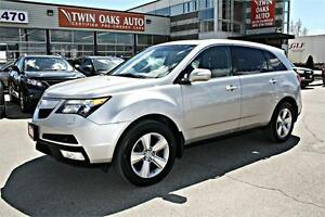 2010 Acura MDX AWD - LEATHER - REAR V/CAM - SUNROOF
