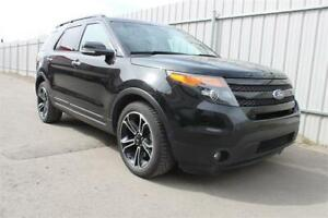 2014 Ford Explorer Sport Mint 2nd Row Buckets *EASY FINANCING *
