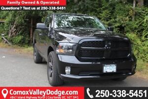 2016 RAM 1500 ST ONE OWNER, LOCAL VEHICLE, BLUETOOTH, KEYLESS...