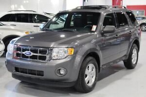 Ford Escape XLT V6 4D Utility FWD 2011