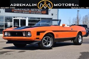 1973 Ford Mustang Mach 1 Tribute CONVERTIBLE!!