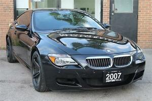 2007 BMW M6 V10 Coupe *NO ACCIDENTS, NAVI, HUD, 507HP*