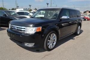 2010 Ford Flex Limited AWD NO ACCIDENT