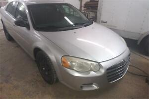2005 Chrysler Berline Sebring EN PREPARATION