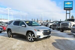2018 Chevrolet Traverse 3LT True North| Sun| Nav| Heat Leath| Bo