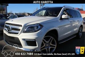 2015 MERCEDES GL350 BLUETEC AWD NAVI, CAMERA, PANORAMIC, XENON