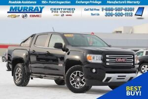 2017 GMC Canyon SLE All Terrain*REMOTE START,HEATED SEATS*