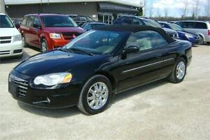 2006 Chrysler Sebring Conv Limited