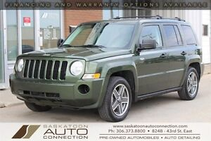 2009 Jeep Patriot North Edition *** 4x4 *** HEATED SEATS ***