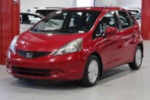 Honda FIT LX 4D Hatchback 2009