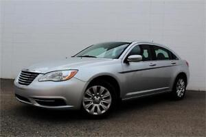 2011 CHRYSLER 200 LX   CERTIFIED   LOW KMS