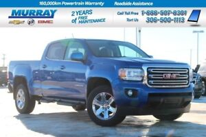 2018 GMC Canyon SLE*REMOTE START,HEATED SEATS,DRIVER ALERT*