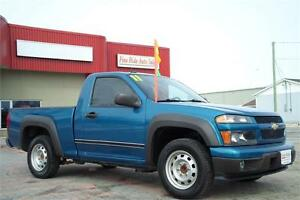 2011 Chevrolet Colorado Reg Cab 2WD **ONLY 53,000kms!**