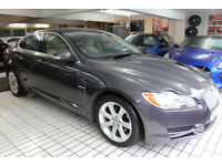 Jaguar XF 2.7TD auto 2009MY Luxury , SATNAV , ONLY 65,000 MILES , TOP SPEC