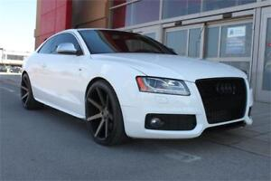 SOLD!!!!!!  2008 Audi S5 Blacked Out Only 99,000 Km