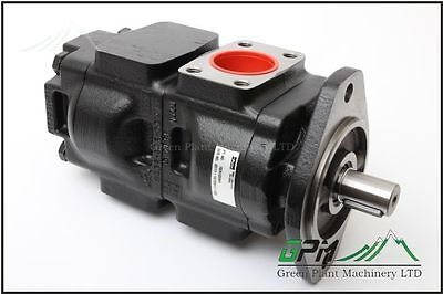 Hydraulic Pump For Jcb 3cx 4c 214 - 20903100 20912800 400e0868