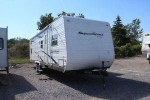 2009 R-Vision Super Sport 30QBHS Travel Trailer