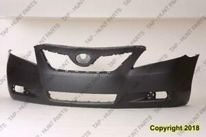Bumper Front Primed Le/Xle/Base Model/Hybrid Usa Built CAPA Toyota Camry 2007-2009