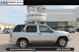 *Safetied* 2004 Nissan Pathfinder Chinook Edition *4WD**Sunroof*