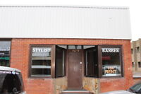 Store/Office Space for rent in the town of Olds, Alberta
