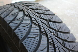 4 Goodyear Winter Tires Like New