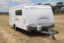 JAYCO EXPANDA 2010 HARD LID (16.49-1) IN EXCELLENT CONDITION Taylors Lakes Brimbank Area Preview