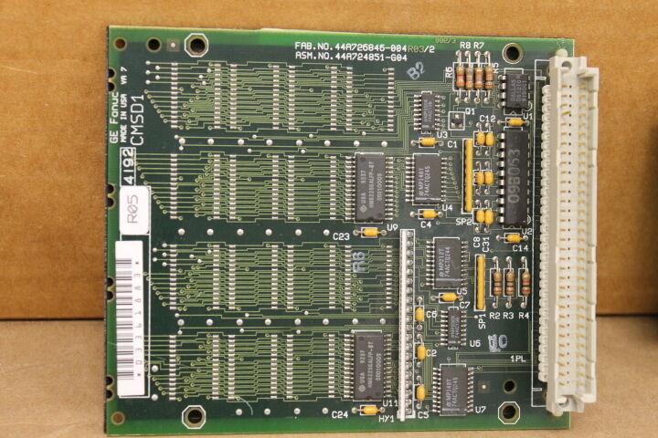 GE FANUC IC697MEM713B MEMORY MODULE