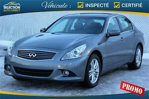 2012 INFINITI Berline G37 Luxury