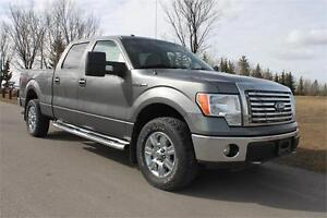 2010 Ford F-150 XLT XTR Crew Cab Imacculate Condition