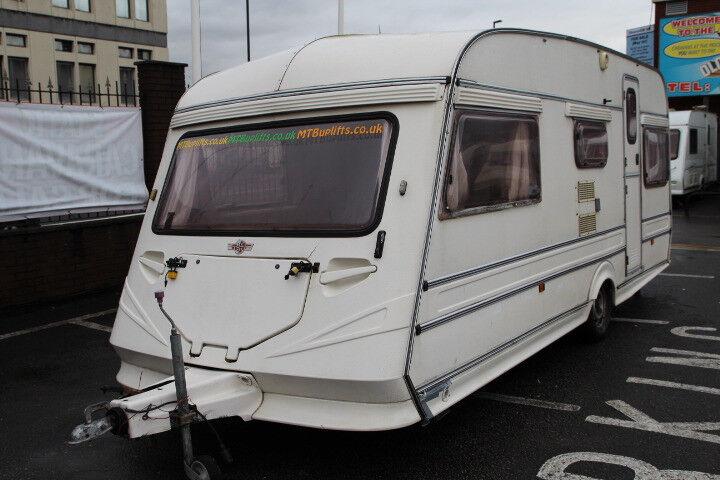 Compass 5 Berth Caravan 1992 Just Arrived £850