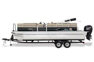 2018 Sun Tracker 22 XP# Tri toon package at a great price !
