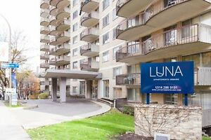 4 ½ apartment at Luna (1100 Dr. Penfield) for LEASE TRANSFER