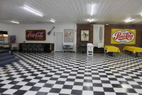 HOSS'S DINER DANCE AND PARTY HALL