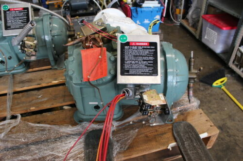 5157 Carlyle 06DF3132AA3200 3 Phase Compressor