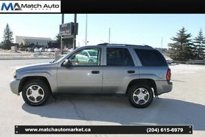*Safetied* 2007 Chevrolet TrailBlazer LS *4WD* *Command Start*