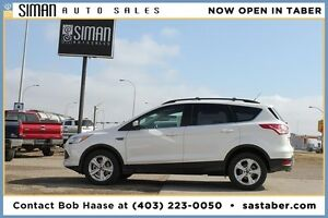 2014 FORD ESCAPE 4WD WITH NAV/2.0L/BACK UP CAM