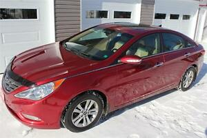 2011 Hyundai Sonata Limited ,Power heated leather seats, loaded