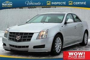 2010 Cadillac Berline CTS 4