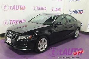 The Ultimate Driving Machine. 2012 Audi A4 2.0T