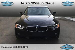 2014 BMW 320i xDrive AWD| LOW KMS