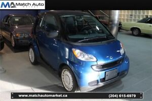 *Safetied* 2008 Smart Fortwo Pure *Clean Title*