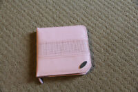 Pink case for Nintendo DS games