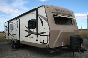 Blow Out Price!2016 Rockwood Ultra Lite 2902WS!