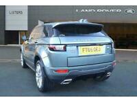 2015 Land Rover Range Rover Evoque 2.0 TD4 (180hp) HSE Dynamic Auto SUV Diesel A