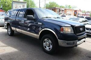 2004 FORD F-150 XLT 4X4 TPS-INCLUSE