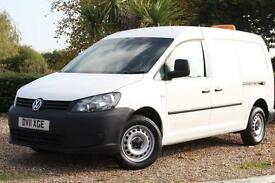 Volkswagen Caddy Maxi 1.6TDI ( 102PS ) C20 Maxi CLEAN VAN TWIN SIDE DOORS
