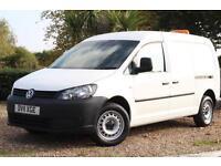 Volkswagen Caddy Maxi 1.6TDI ( 102PS ) C20 Maxi CLEAN VAN TWIN SIDE DOORS